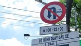 New traffic signs make navigating HCM City roads easier