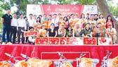 Dấu ấn Caravan thiện nguyện CLB 20-30 lần thứ 12-2017