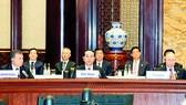 """Chủ tịch nước Trần Đại Quang dự và phát biểu tại Phiên họp bàn tròn thứ nhất của Diễn đàn cấp cao hợp tác """"Vành đai và Con đường"""""""