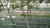 TPHCM và Nam bộ cũng tiếp tục có mưa vừa, mưa to. Ảnh: TRUNG THU