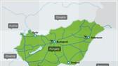Nhiều tuyến đường sắt châu Âu đi qua Hungary