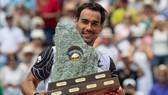 Fabio Fognini đang rất vui, niềm vui của một nhà vô địch được… tái sinh