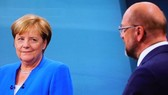 Thủ tướng Đức Angela Merkel thắng tranh luận trước bầu cử