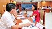 Phỏng vấn tuyển dụng các ứng viên tại VietinBank