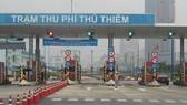 Tháo dỡ trạm thu phí qua hầm sông Sài Gòn