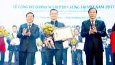 Vinh danh doanh nghiệp phát triển bền vững Việt Nam 2017