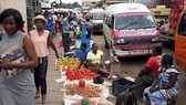 Zimbabwe muốn dẹp tình trạng chiếm vỉa hè