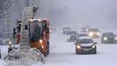 Nga: Tuyết rơi dày kỷ lục tại Mátxcơva