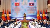 Quan hệ Việt - Lào ngày càng đi vào chiều sâu và thực chất