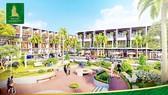 Sức hút khu đô thị xanh Bảo Lộc Golden City