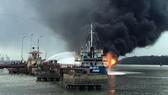 Vụ cháy tàu Hải Hà 18 gây thiệt hại khoảng hơn 7 tỷ đồng và ảnh hưởng xấu đến môi trường