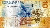 Tiền giấy Thụy Sĩ đẹp nhất thế giới