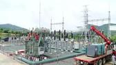Truyền tải điện vào miền Nam tiếp tục ở mức cao