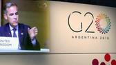 G20: Xung đột thương mại vẫn ở mức cao