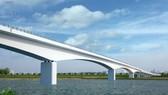 Xây dựng cầu Cửa Hội bắc qua sông Lam