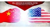 """Trung Quốc và Mỹ lại """"ăn miếng trả miếng"""""""