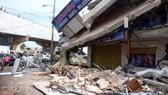 Động đất nhiều nơi