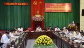 Hà Nội lấy ý kiến xây dựng đề án thí điểm chính quyền đô thị