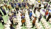 Chợ cá mới của Tokyo mở phiên đấu giá đầu tiên