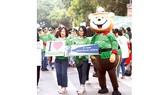 500 nhân viên và đại lý Manulife Việt Nam tham gia cuộc chạy vì trẻ em Hà Nội 2018