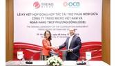 Ngân hàng TMCP Phương Đông và Trend Micro hợp tác