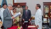 Sri Lanka: Ông Ranil Wickremesinghe được phục chức Thủ tướng