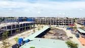 Dự án Barya Citi đang xây dựng