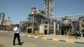 Nhà máy hóa dầu Maroun ở cảng Imam Khomeini, Iran