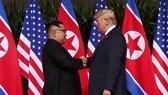 Tổng thống Mỹ muốn gặp lại lãnh đạo Triều Tiên
