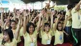 Hơn 10.000 học sinh TPHCM tham gia hội trại truyền thống