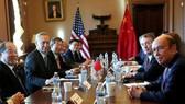 Vòng đàm phán thương mại Mỹ - Trung sẽ diễn ra giữa tháng 2