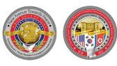 Đồng xu kỷ niệm đặc biệt có hình Phủ Chủ tịch