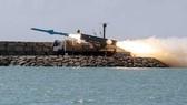 Iran phóng thử tên lửa hải đối hải đề phòng các mối đe dọa