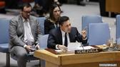HĐBA LHQ bác dự thảo nghị quyết của Nga và Mỹ về Venezuela