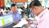 Cán bộ Sở LĐTB-XH TPHCM trực tiếp tới quận, huyện ghi nhận các vướng mắc về chính sách có công, BHYT