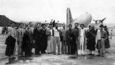 Triển lãm về chuyến thăm đầu tiên của Quốc hội Việt Nam đến Pháp năm 1946