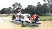 Chi cục Thủy sản đã thả 100.000 con cá lăng đuôi đỏ giống trên sông Sài Gòn