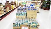 Vinamilk đang tăng cường mở rộng thị phần ra thị trường quốc tế