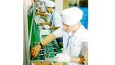 Sản xuất đồng hồ điện tử tại doanh nghiệp trong nước. Ảnh: CAO THĂNG