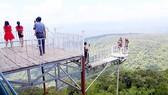 Sống ảo trên đèo Đại Ninh