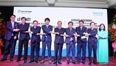 Lễ ký kết hợp tác mới đây giữa VNTT và tập đoàn NTT Nhật Bản