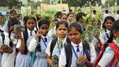 Ấn Độ trồng 220 triệu cây xanh trong 1 ngày