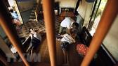 Nạn nhân chất độc da cam tại Việt Nam. Ảnh: Lâm Khánh/TTXVN