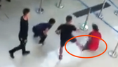 Ngăn chặn hành khách tấn công nhân viên hàng không
