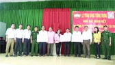 Hỗ trợ xây dựng nhà đại đoàn kết cho hộ nghèo tại huyện Tân Hồng