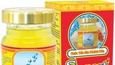 Công ty Yến Sào Khánh Hòa ra sản phẩm nước Yến Sào Sanest Đông Trùng Hạ Thảo