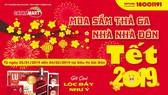 """""""Mua sắm thả ga – Nhà nhà đón tết"""" tại hệ thống bán lẻ Satra"""