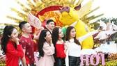 Phát cuồng với những góc check-in tại Lễ hội hoa xuân Sun World HaLong Complex