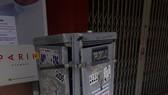 Tủ điện không an toàn