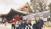 Tour Nhật Bản của TST tourist thu hút rất đông du khách